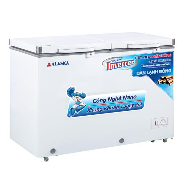Tủ đông inverter Alaska FCA-4600CI