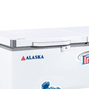 Khóa tủ đông alaska giúp bảo vệ tủ