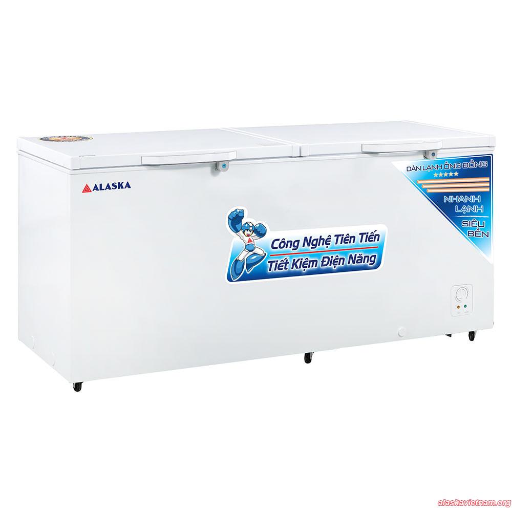 Tủ đông Alaska HB-1200C dung tích 1200 lít