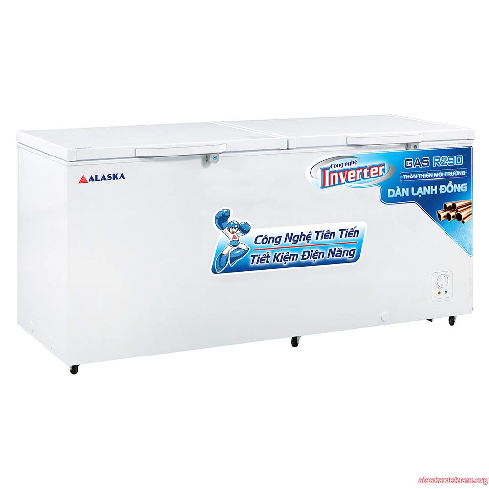 Tủ đông Alaska Inverter HB-890CI