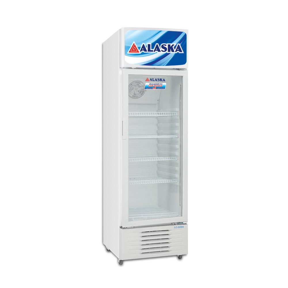 Tủ mát Alaska LC-533H dung tích 300 Lít
