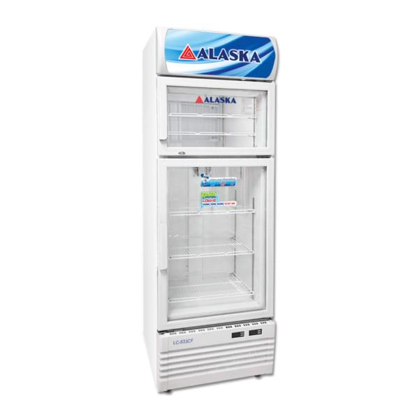 Tủ đông mát Alaska LC-833CF