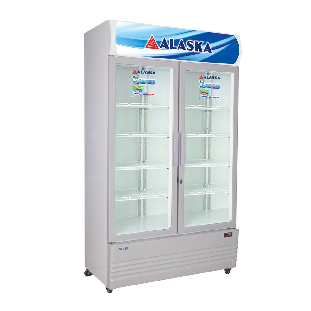 Tủ mát 960 lít Alaska SL-12C công suất 580W