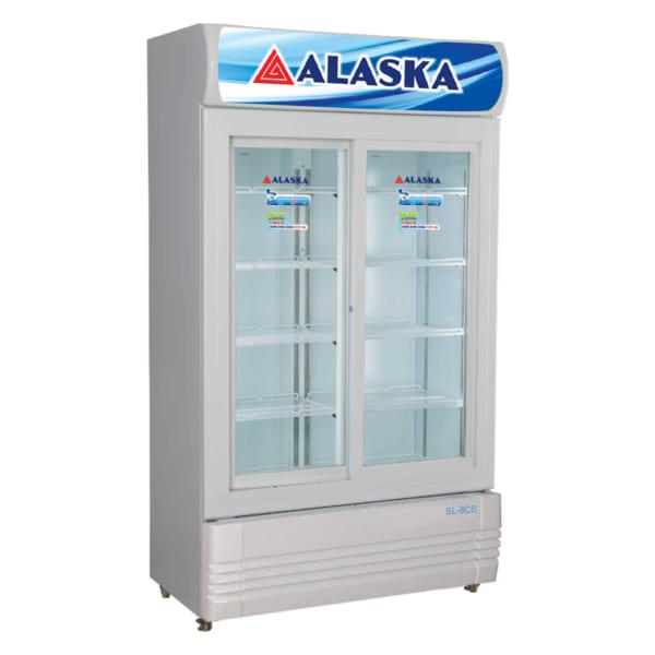 Tủ mát Alaska SL-8CS