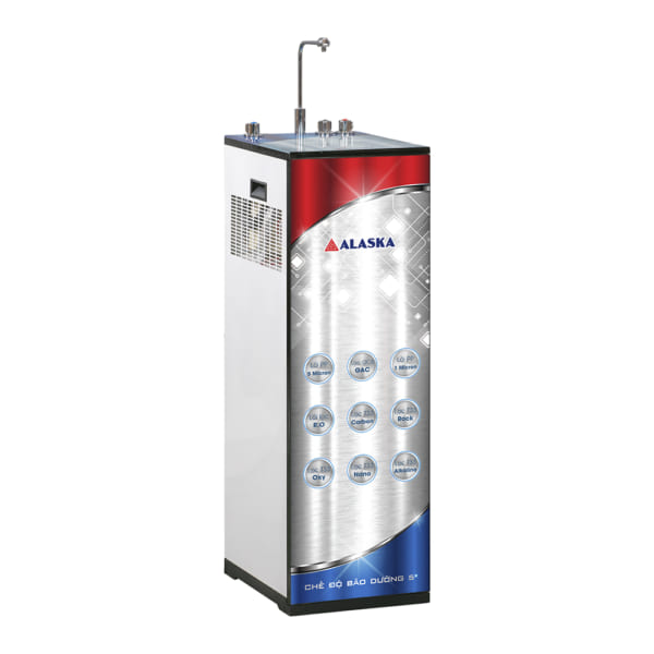 Máy lọc nước RO nóng lạnh Alaska AS9ROHC