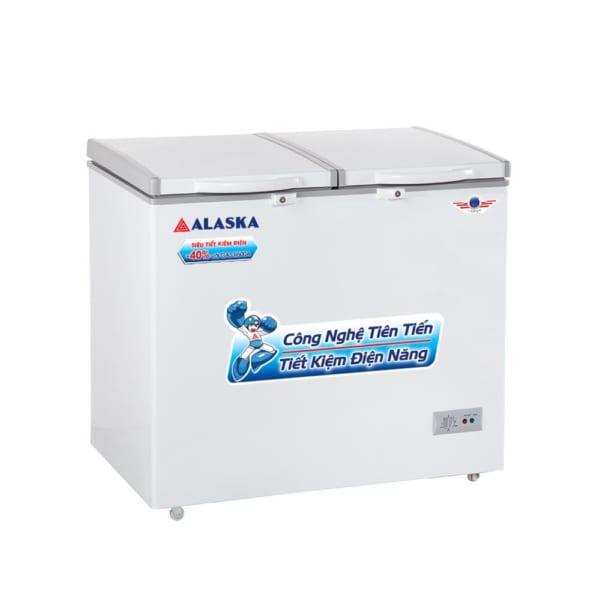 Tủ đông mát Alaska BCD-5068N dung tích 500 lít