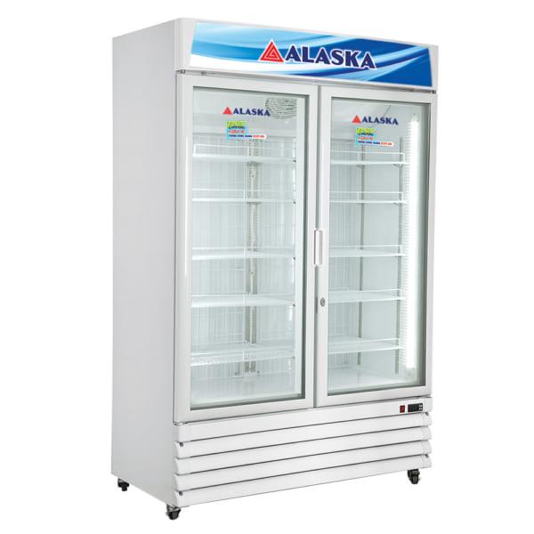 Tủ đông đứng 700 lít Alaska IF-700G2 công suất 1100W